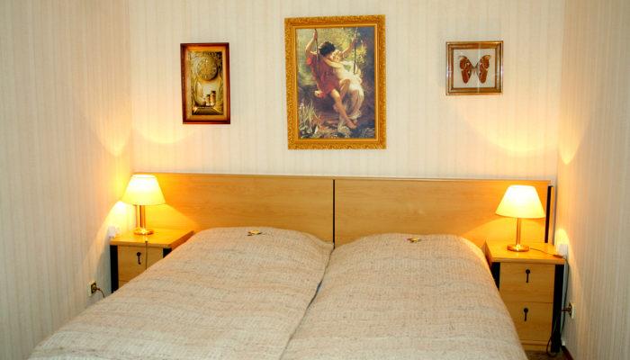 Фото номера Дабл в гостинице Балаково