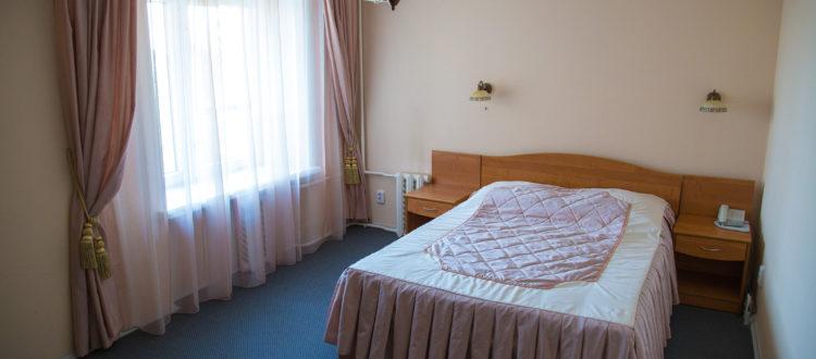 Фото номера Люкс в гостинице Балаково
